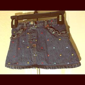 Baby Gymboree skirt